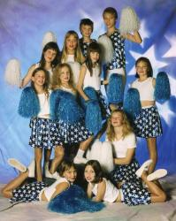 Cheerleaders 1999/2000