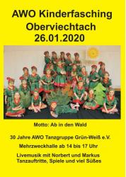 Kinderfasching 26.01.2020