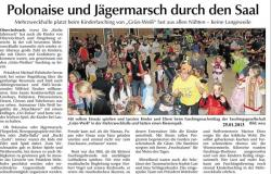 Kinderfasching I