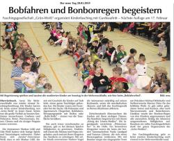 Kinderfasching MZH