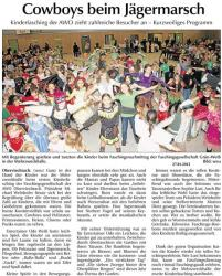 AWO-Kinderfasching 2012